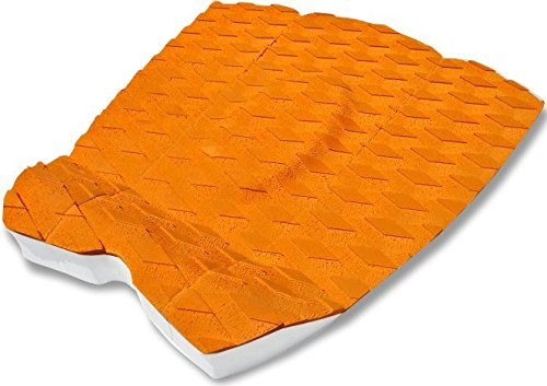 PUNT SURF Ripper Traction Pad - 3 Piece Stomp Pad for Surfing & Skimboarding with 3M Adhesive. Grips All Boards - Surfboards, Shortboards, Longboards, Skimboards. - Famous Traction Pads