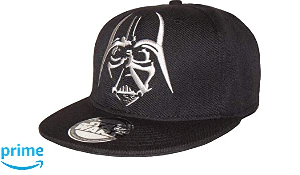 Star Wars 599386031 - Gorra Darth Vader Negra: Amazon.es: Juguetes ...
