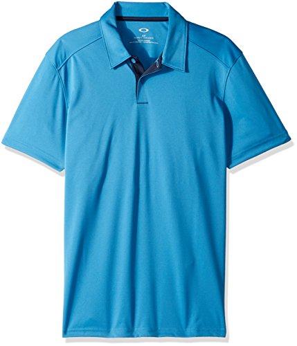 Oakley Men's Divisonal Polo, California Blue, XXL