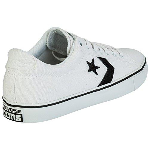 Converse , Herren Sneaker weiß weiß