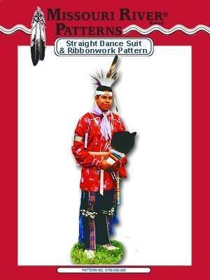 *Straight Dance Suit & Ribbonwork Pattern ()