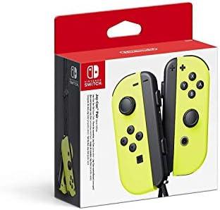Nintendo - Set De Dos Mandos Joy-Con Izquierda Y Derecha, Color ...