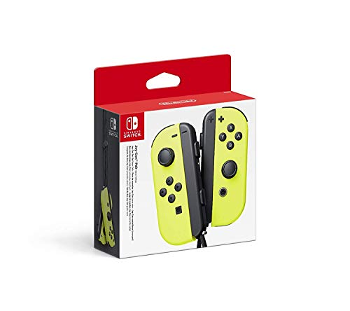 Nintendo Switch Joy-Con Controller Pair - Neon Yellow (Nintendo Switch)