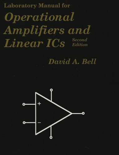 Laboratory Manual Operational Amplifiers and Linear ICs]()