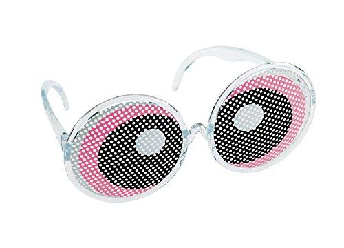 Disguise Powerpuff Girls Eye Glasses (Blossom) (Blossom Powerpuff Girl Costume)