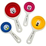 Disney Parks Mickey Mouse and Pals Character Collapsible Measuring Cups Set of 4