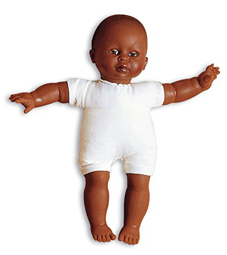 Nathan 333225 African Baby Doll, Small, 28 cm, Multi Color]()