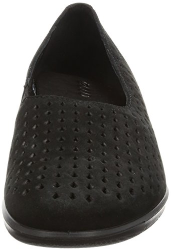 Slip On Felicia Women's Black ECCO Summer Women's Loafer XS4qI