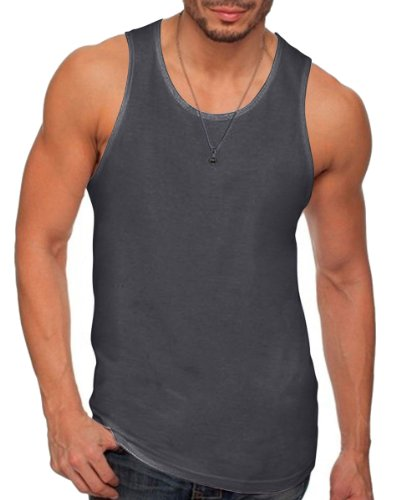 Next Level Apparel mens Next Level Premium Jersey Tank(3633)-HEAVY - Apparel Tank