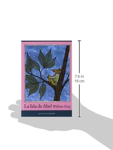 Amazon.com: La isla De Abel (9780374442859): William Steig, María Luisa Balseiro: Books