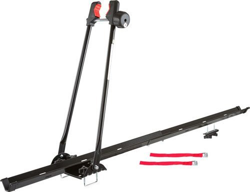 Rage Powersports BCR-641 Apex 1-Bike Upright SUV Roof - Locking Bike Roof Rack