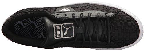 En Ep White puma Black Satin Puma Chaussures 6SCxwqR1
