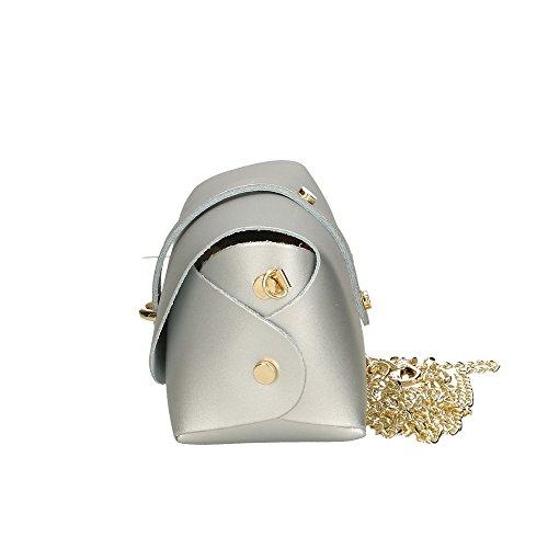 véritable femme fabriqué italie en Argent en Aren pour Cm sac à bandoulière cuir petite 18x11x9 wxzX8qaZ4