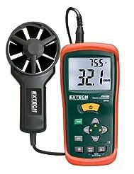 Extech AN100 CFM/CMM Mini Thermo-Anemome...