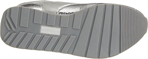 bass3d 041273, Zapatillas para Mujer Plateado (Plata)
