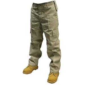 Adultes Armée Combats Pantalon Militaire Tailles W30