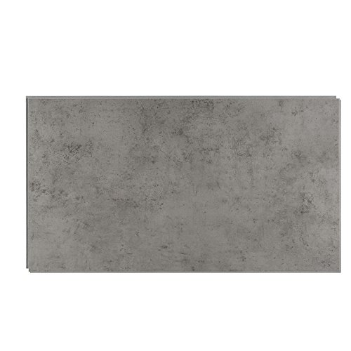 Dumawall 14.76 in. x 25.59 in. Vinyl Interlocking Waterproof Wall Tile/Backsplash (8 Pack) (Steel - Bathroom Tiles Decorative