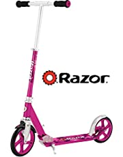 Razor A5 LUX Kick Scooter - Pink - FFP - 13013262