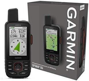 Garmin inReach GPSMAP 66i GPS de mano y comunicador satelital