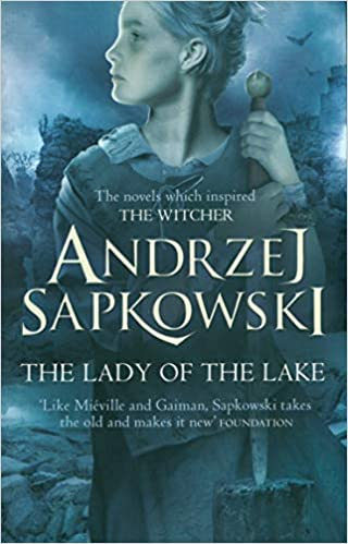 Image result for lady of the lake andrzej sapkowski