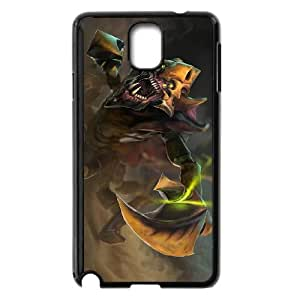 Samsung Galaxy Note 3 Cell Phone Case Black Defense Of The Ancients Dota 2 SAND KING 001 IX7650617