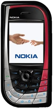 B000JCSBQY Nokia 7610 Unlocked Cell Phone with MP3/Video Player, RS-MMC--U.S. Version with Warranty (Black) 41nPoFjjI0L