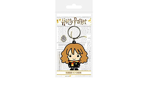 Harry Potter Layered PU Keychain
