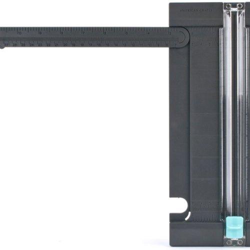 American Crafts Cutup - Cortador de papel para manualidades, 22.86cm (9''), 1
