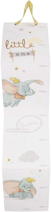 Kids Boys Girls Room Decoration Disney Height Chart Dumbo Measurement Hanging Ruler for Kids