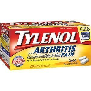 tylenol-arthritis-pain-acetaminophen-extended-release-pain-reliver-290-caplets-650-mg-each-by-bestst
