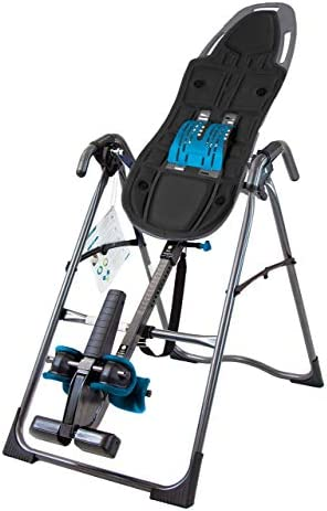 TEETER EP-960 Inversion Table, Extended Ankle Lock Handle, FDA Registered 900LX Renewed