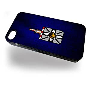 Case for iPhone 5 with U.S. Army 12th Psych Ops Battalion (12th PSYOP) coat of arms
