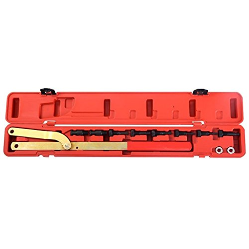 SUPERTOOLS Universal Camshaft Pulley & Fan Clutch Removal Holder Set Clutch Alignment Tool TP1229