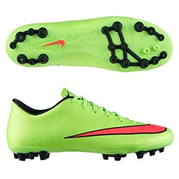 0c5fc7742c80 Nike Mercurial Victory V Artificial Grass Football Boot Green   Amazon.co.uk  Sports   Outdoors