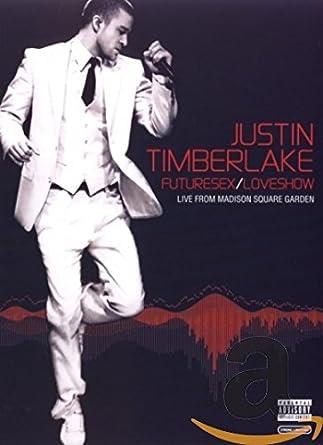 cd justin timberlake futuresex loveshow live
