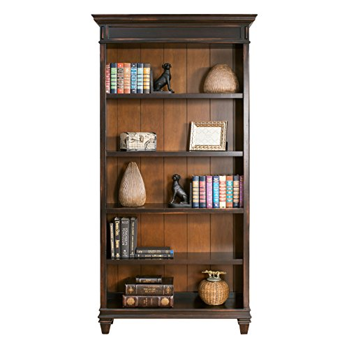Amazon Martin Furniture Hartford Bookcase Brown