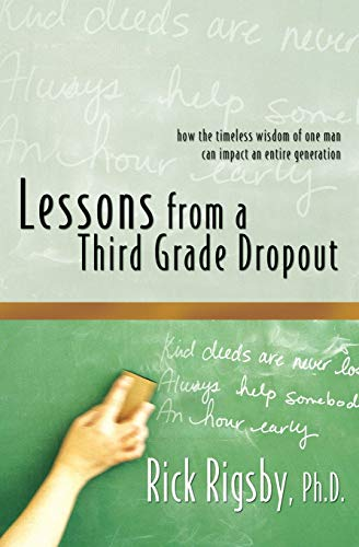 Lessons From a Third Grade Dropout (Best Career Interest Inventory)