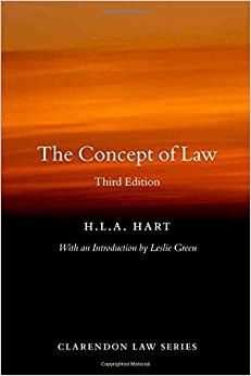 Book The Concept of Law (Clarendon Law) (Clarendon Law Series) by Hla Hart (2012-10-25)
