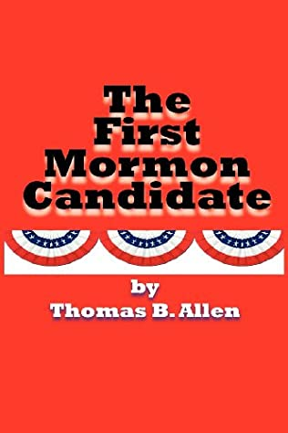 book cover of The First Mormon Candidate