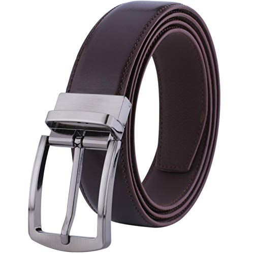 Labnoft Men's Leather Formal and Casual Belt