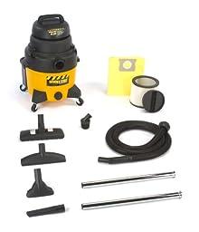 Shop-Vac 9252810 8-Gallon 6.5-Peak HP Industrial  Wet/Dry Vacuum