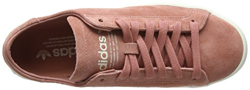 adidas Women's Courtvantage Low-Top Sneakers Pink (Roscen / Casbla / Roscen 000) ouMjz3Siy