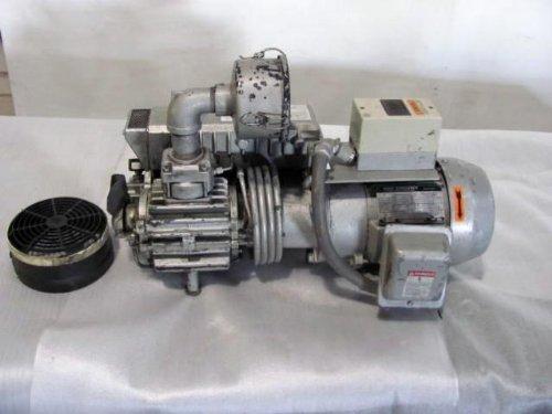 Bosch RC 0040-C406-1102 Single Stage Rotary Vane Vacuum Pump 28CFM 2HP T14364