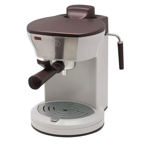 LADONNA Toffy Home Espresso Machine K-CM3-AW (ASH WHITE)【Japan Domestic genuine products】