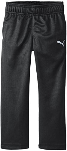 PUMA Little Boys' Pure Core Pant, Black, ()