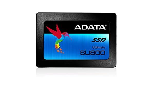 ADATA Ultimate SU800 256GB 256GB - Disco Duro sólido (Negro ...