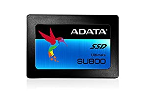 ADATA SU800 512GB 3D-NAND 2.5 Inch SATA III High Speed up to 560MB/s Read (SSD) Image
