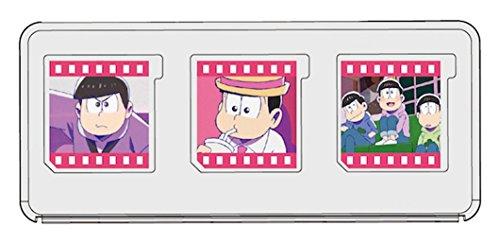 おそ松さん カードケース6 (トド松・ピンク)の商品画像