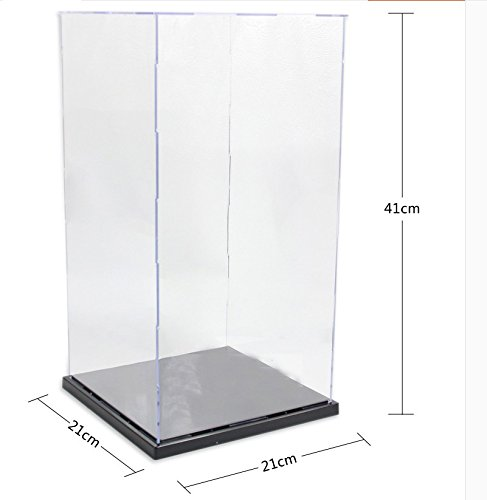 KENGEL 8x8x16 Inch Assembly Transparent Clear Acrylic