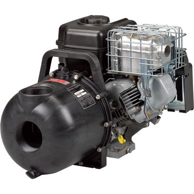 Pacer Chemical/Water Pump - 3in. Ports, 16,500 GPH, 205cc Briggs & Stratton Engine, Model# SE3SL E6VCP